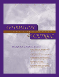 The High Peak of the Divine Revelation (cover)