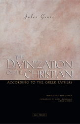 The Divinization of the Christian (cover)